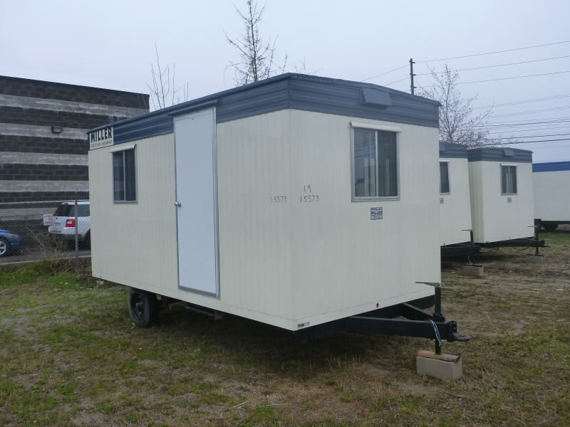 modular office trailers image