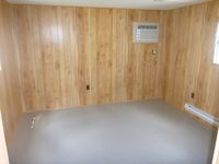 53x12 office trailer interior
