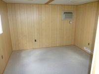 60x12 office trailer interior