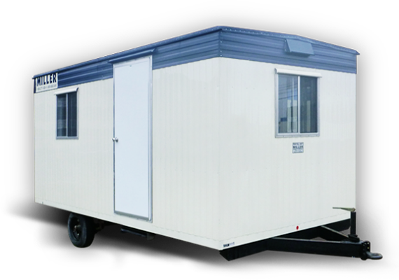 Mobile office trailers rentals